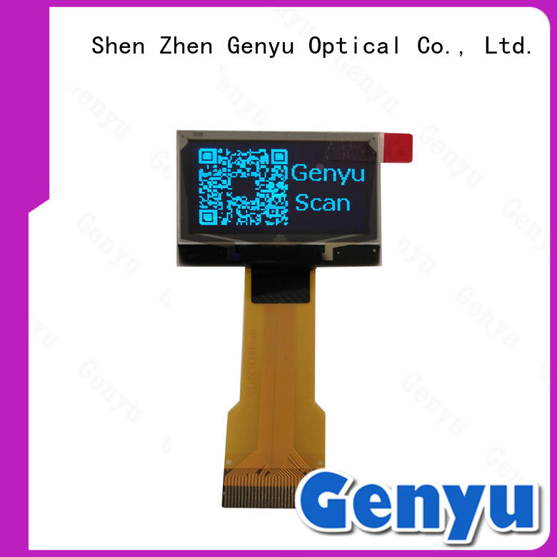 low small oled panel screen for smart watch Genyu