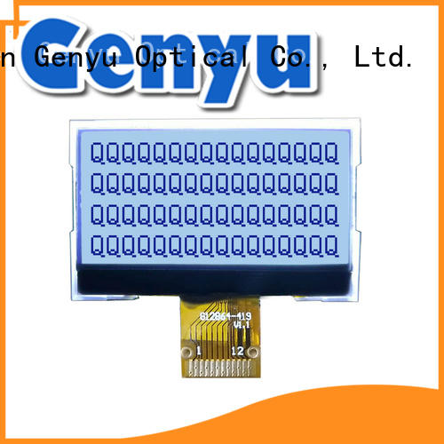 Genyu micro lcd green for smart home