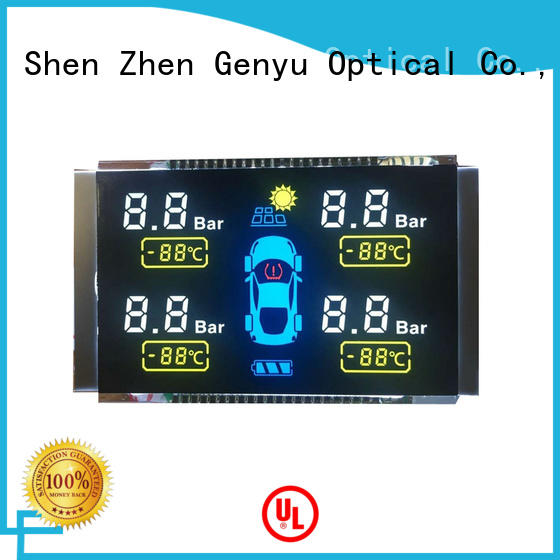 Custom lcd custom gy8812899 factory for meter