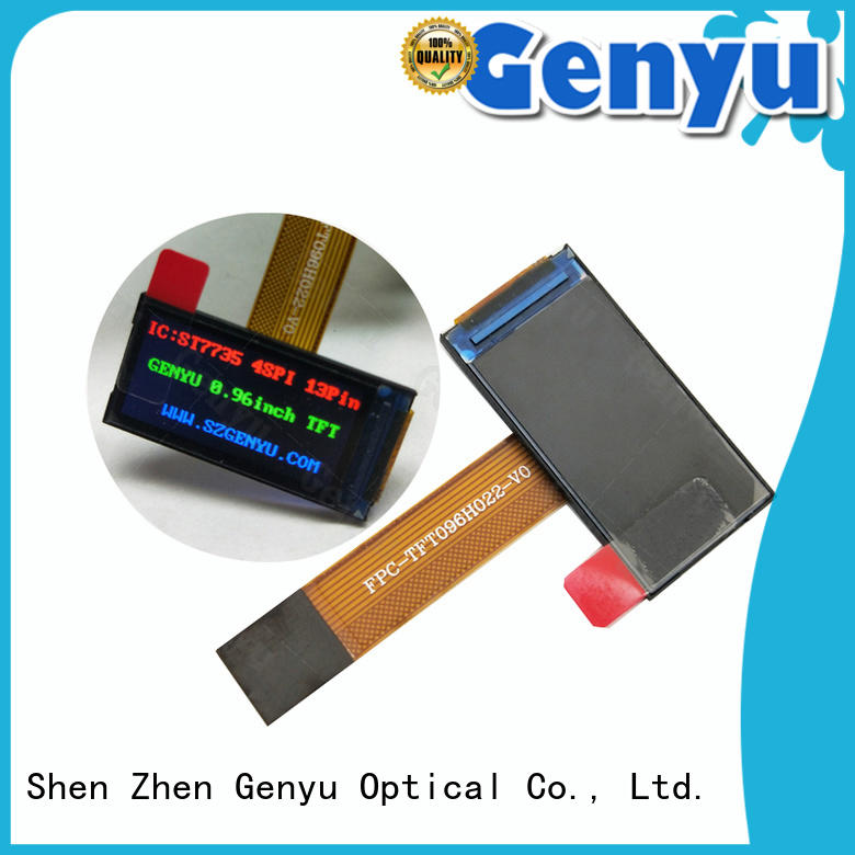 Genyu High-quality tft lcd display module suppliers for instruments