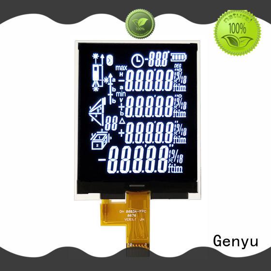 Genyu gy5774v lcd display custom for laser