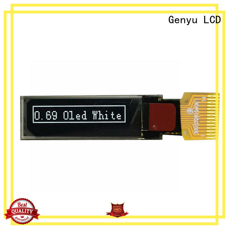 Genyu low oled lcd supply for instruments