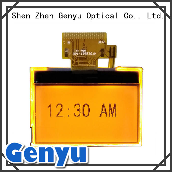 Genyu 122x32 12864 lcd display module source now for equipment
