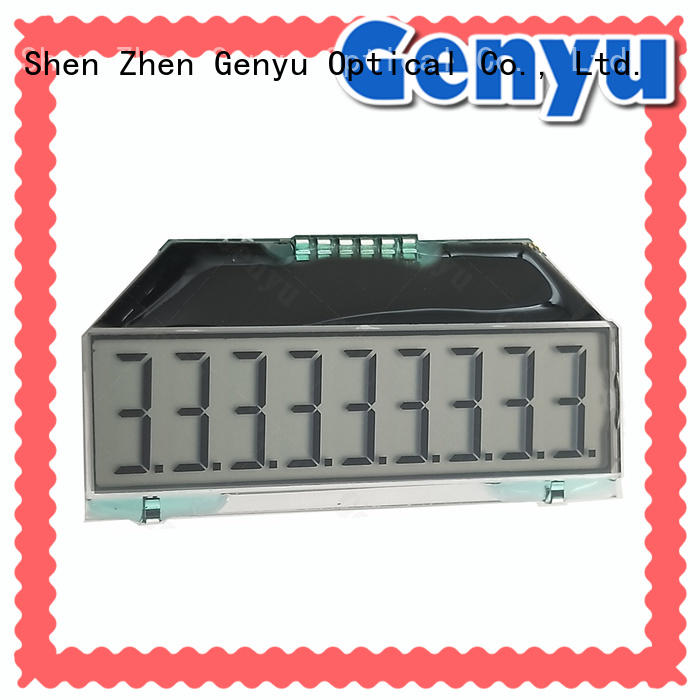 China lcd segment display factory directly sale for inverters