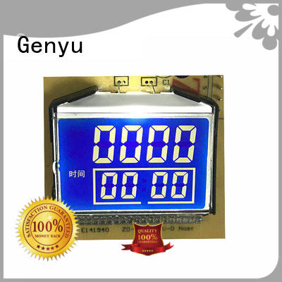 Genyu gy6071 custom lcd screen suppliers for video