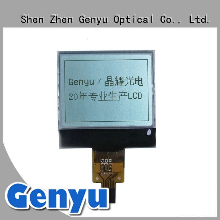 Genyu dot matrix lcd factory for equipment