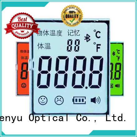 Genyu Top custom size screen for meter