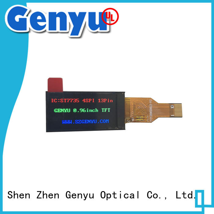 Genyu price-favorable tft lcd displays for business for devices