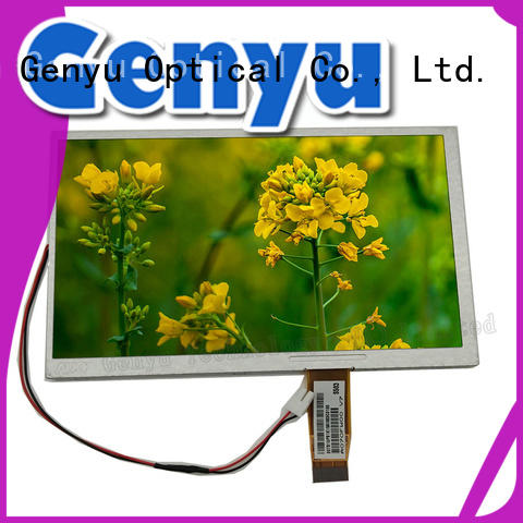 new tft panel leading manufacturer for automobile Genyu