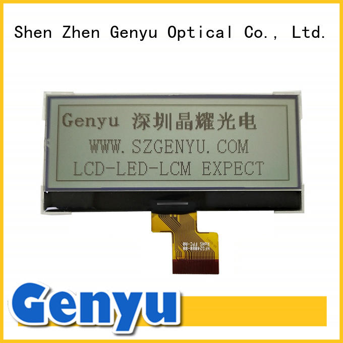 Genyu fast shipping micro lcd factory for industry