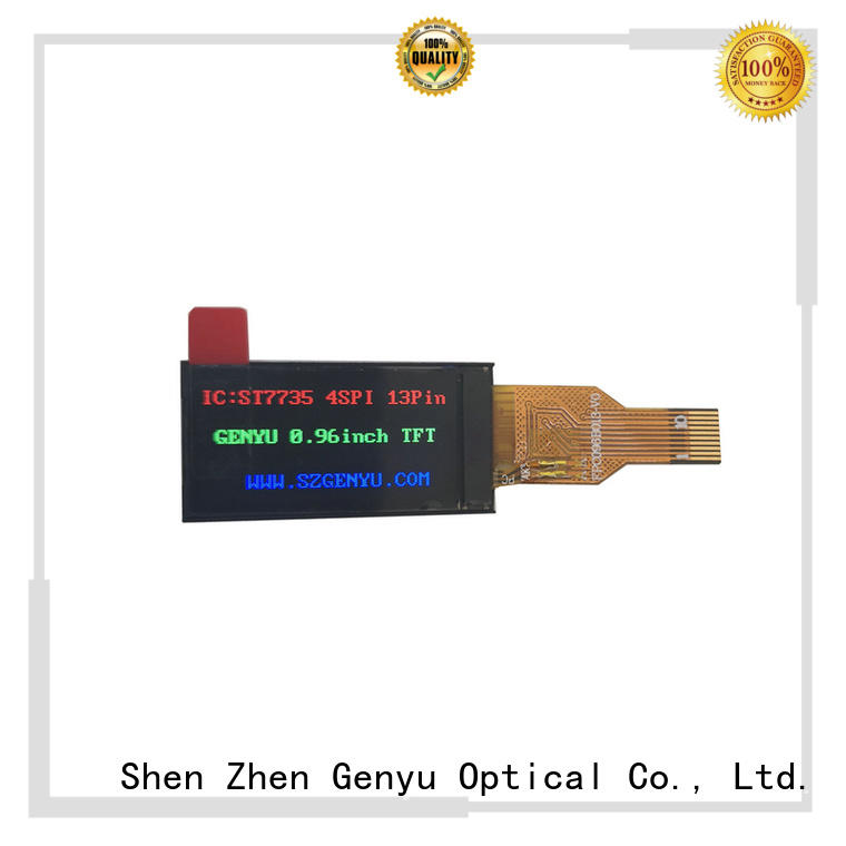 Genyu Wholesale tft lcd display manufacturers for equipments