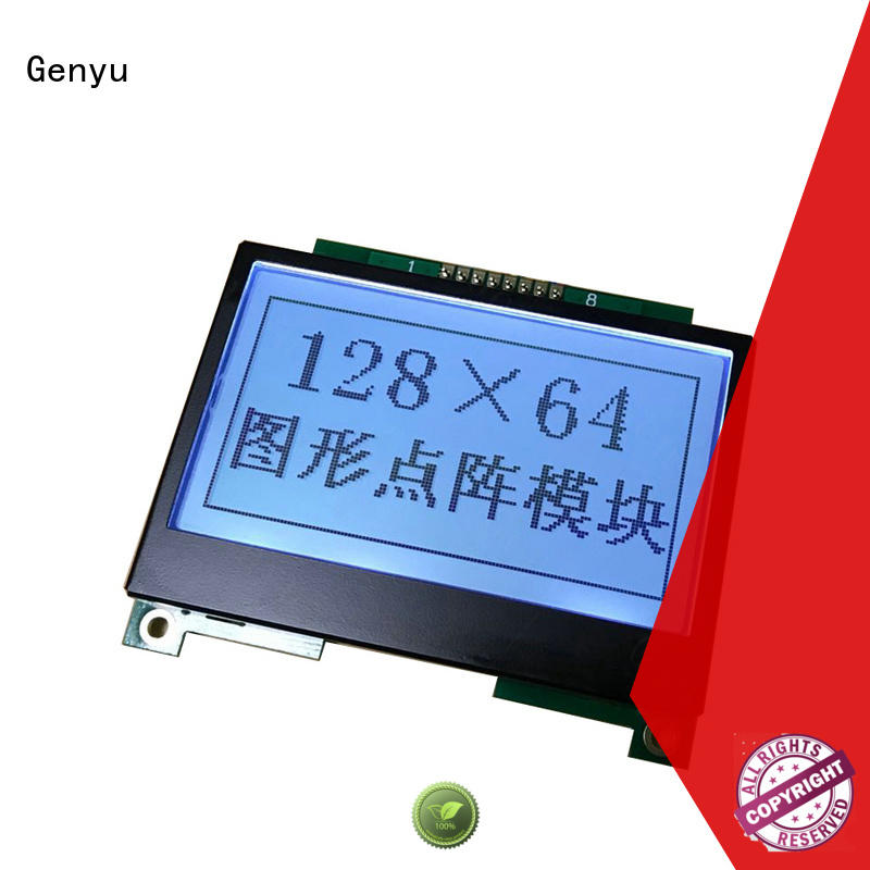 Genyu New lcd lcd display for business for medical equipment
