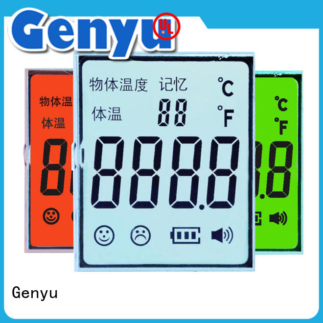 Top lcd display custom gy8812854 supply for video
