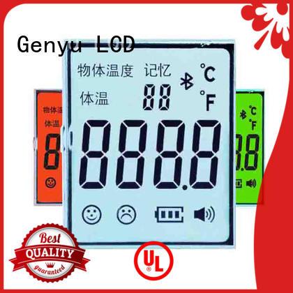 Genyu Wholesale lcd custom supply for laser