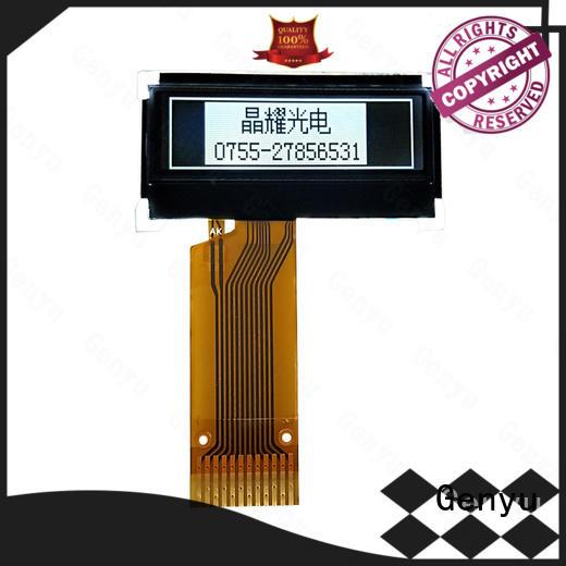 Genyu genyu dot matrix lcd for business for equipment