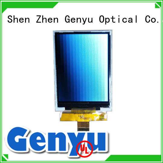 Genyu price-favorable tft display suppliers for automobile