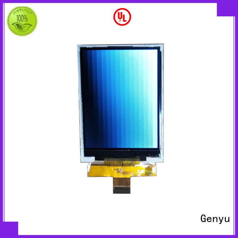 Genyu Custom tft module manufacturers for equipments