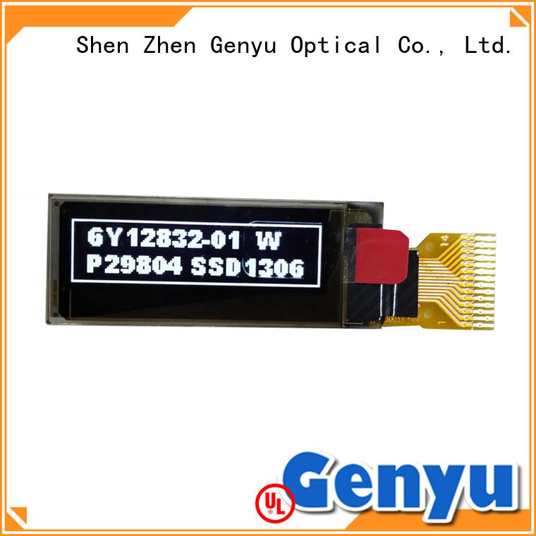 Genyu watch oled lcd for DJ mixer