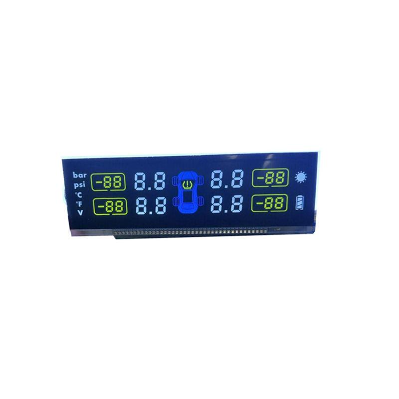 Custom Segment LCD Display GY5773V
