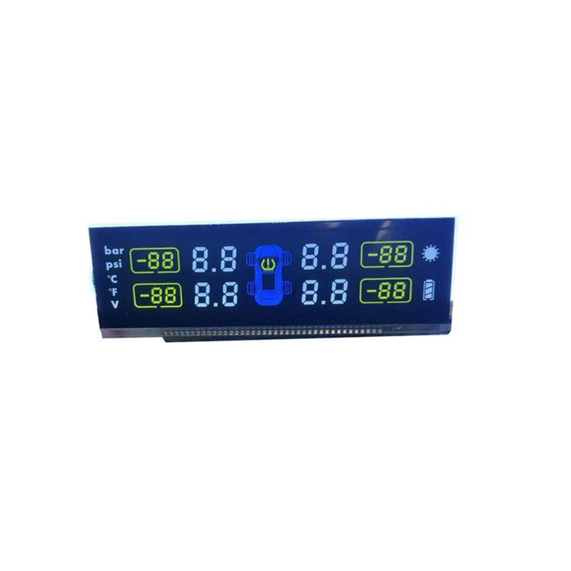 Custom Segment LCD Display GY5773V