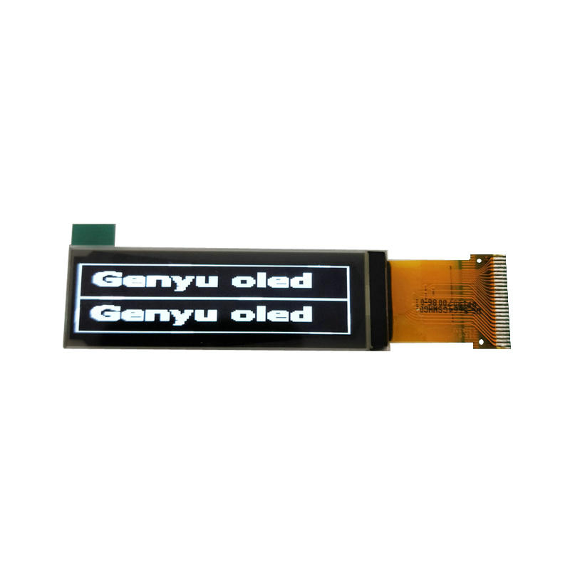 Mono White Colour OLED Display 2.08