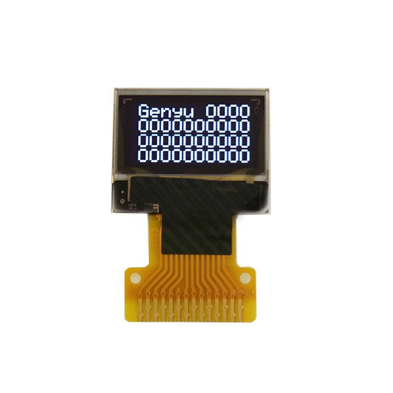 Small OLED Screen 0.49