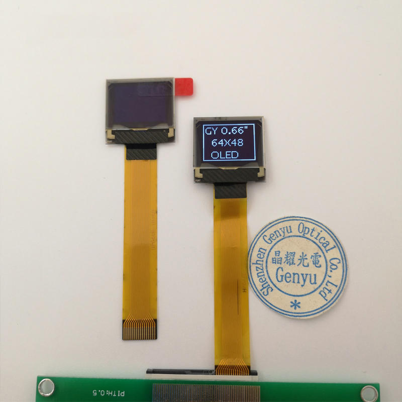 Mini OLED Screen 0.66