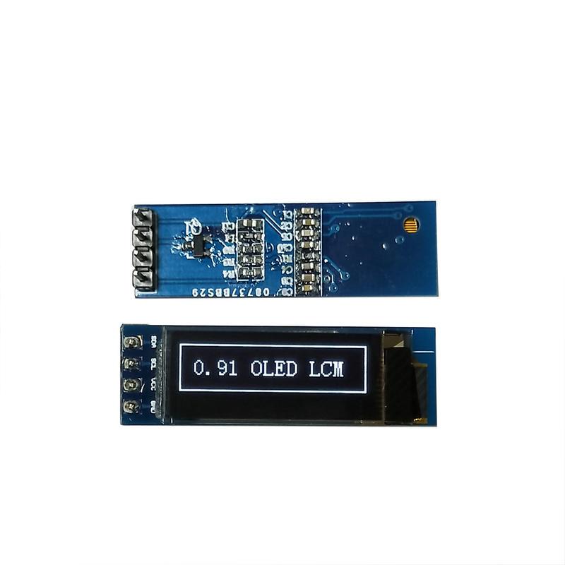 I2C OLED Display 0.91