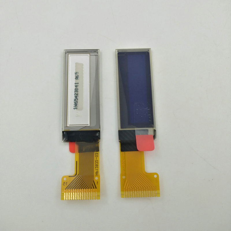 Genyu 128x64 oled screen module for business for sports watch-2