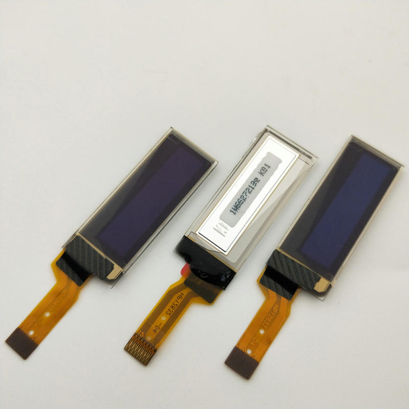 0.91 OLED 128x32 Dot Graphic OLED Display For Smart Watch