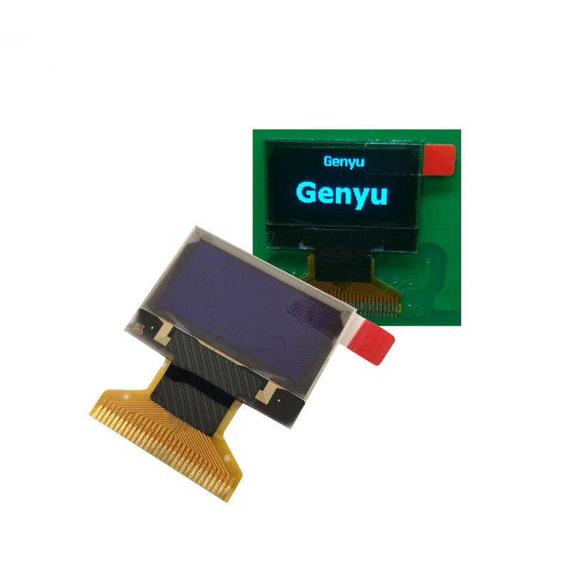 Blue OLED Panel 0.96 inch 128x64 OLED Screen Manufacturer