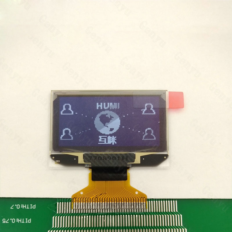 Genyu Top oled lcd module factory for instruments-1