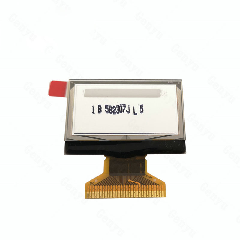 Latest oled display modules blue factory for smart home-2
