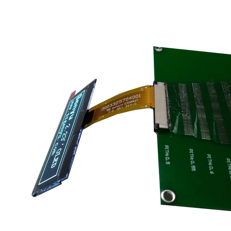 Genyu small oled lcd module manufacturers for hardware wallet-2