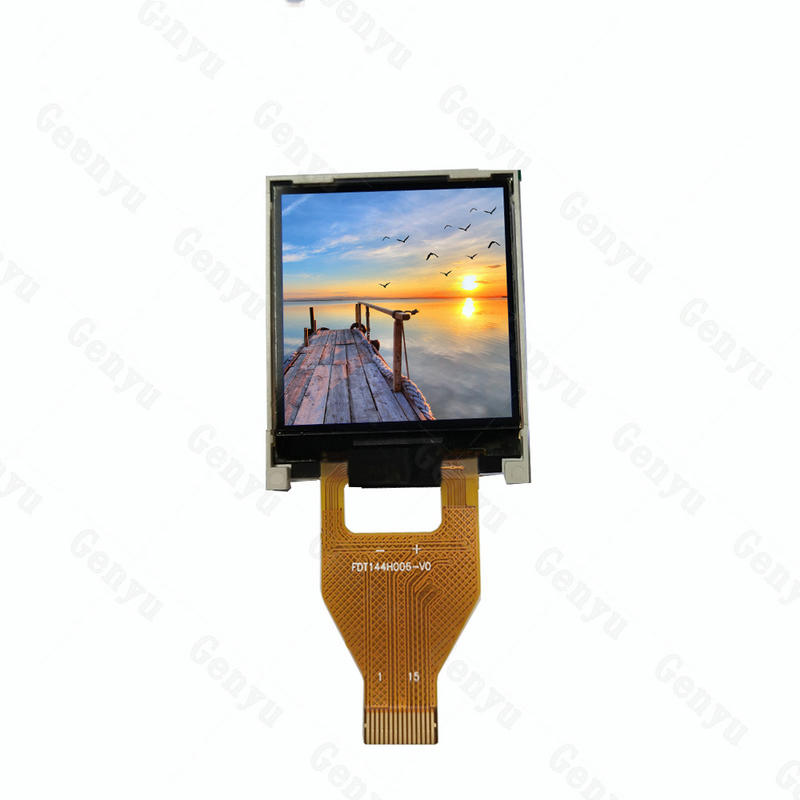 high quality TFT LCD China Factory 1.44 inch 128*128 dot Full Color TFT Screen
