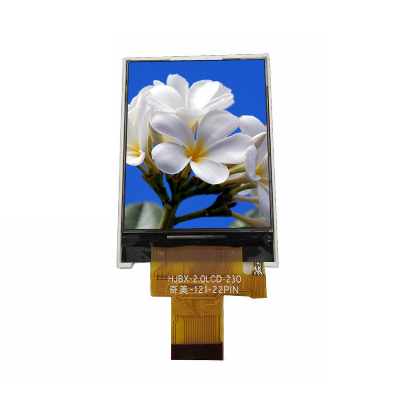 2.0 inch TFT LCD Module 176*220 Resolution Color LCD Display