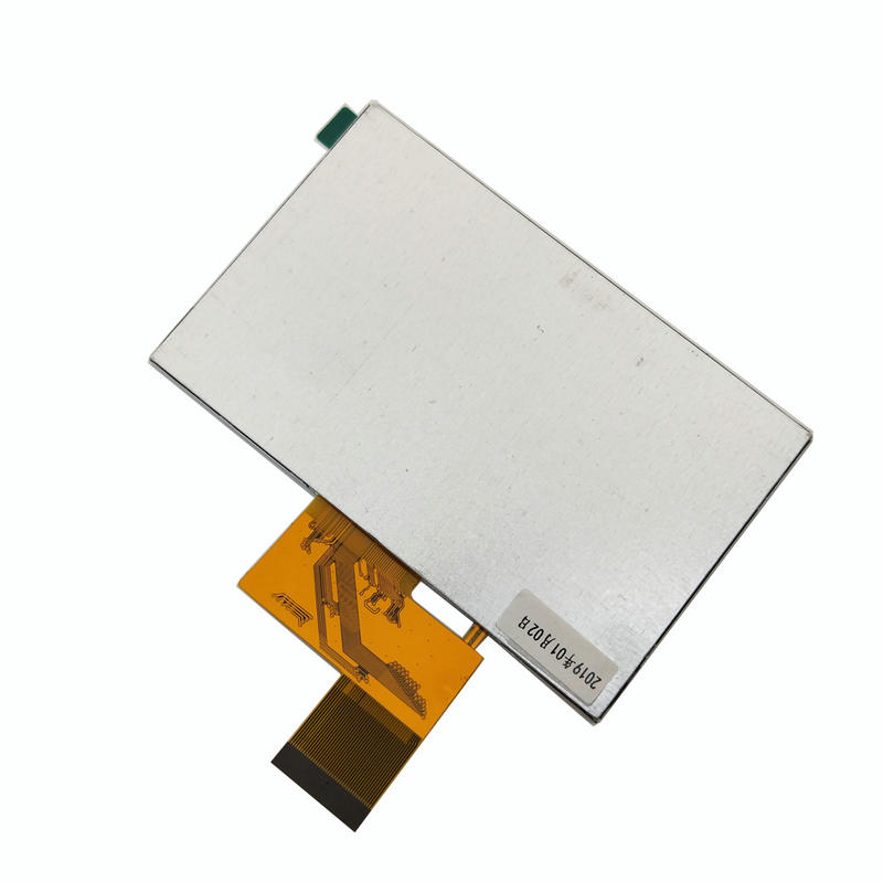 5.0 inch TFT Screen 480*272 RGB LCD Display Manufacturer & Supplier
