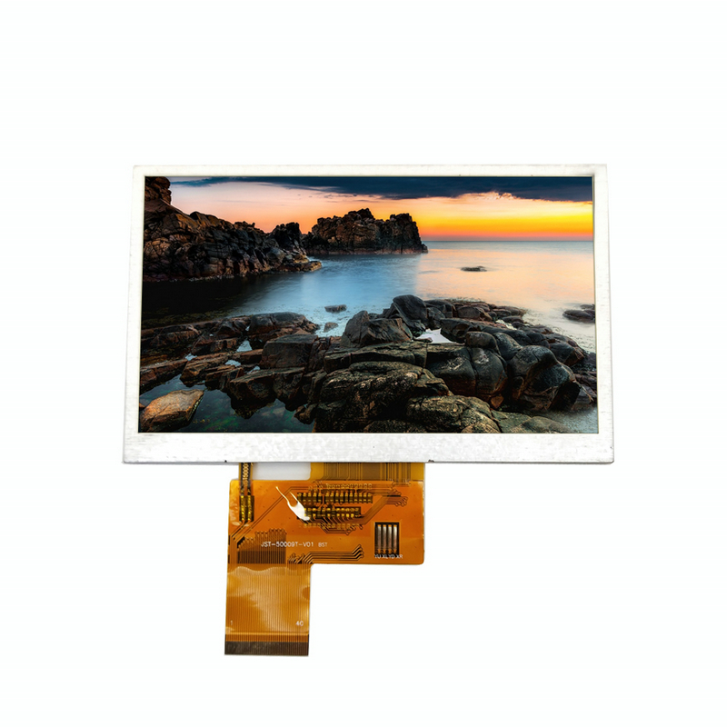 Genyu Top tft lcd display modules for automobile-1