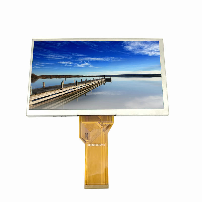 7.0 inch TFT Screen 800-480 RGB LCD Display Manufacturer & Supplier