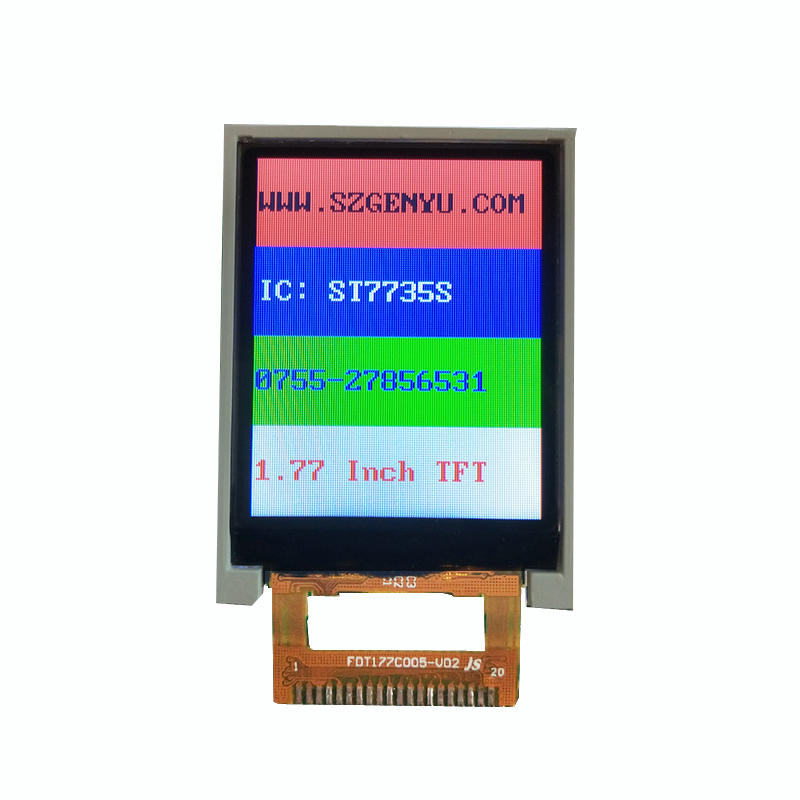 Wholesale TFT LCD Module 1.77 inch 128*160 Pixels screen display