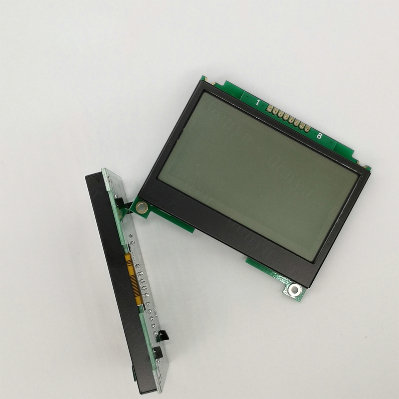Genyu square lcm display for business for electronic products-1