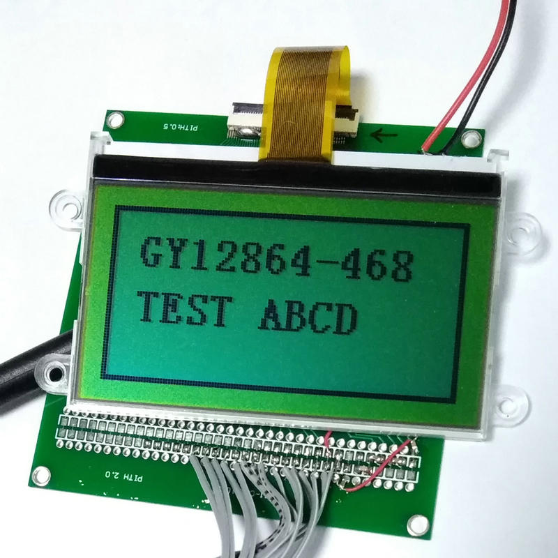128x64 Monochrome LCD Display