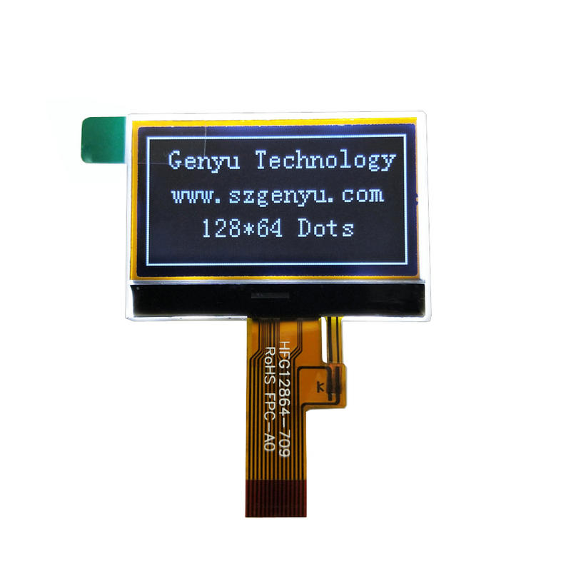 Monochrome Graphic lcd Dot Matrix LCD Display GY12864-780
