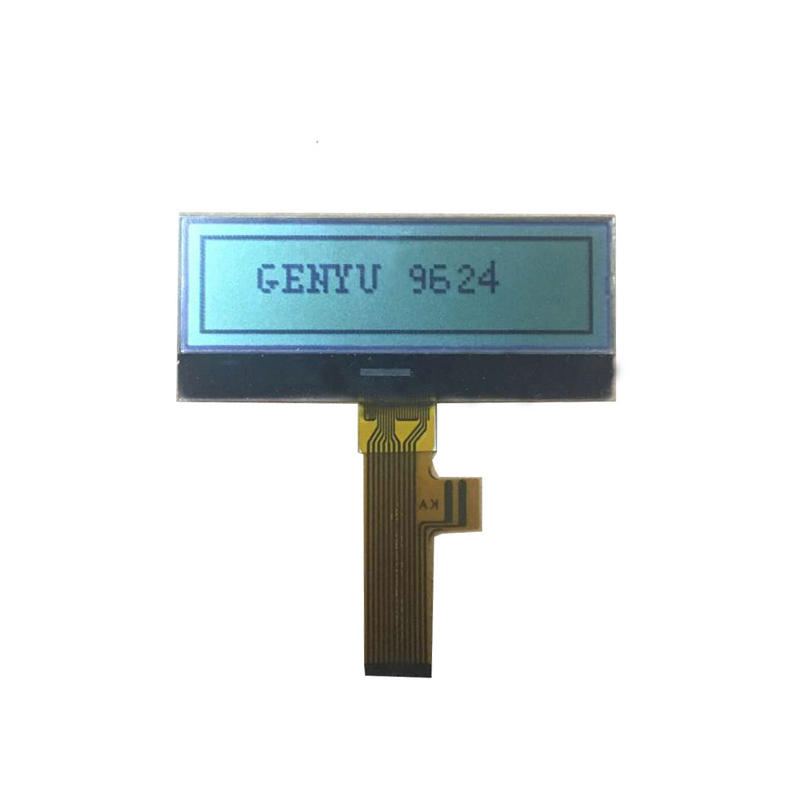 Genyu 96x24 Dot Graphic LCD Module Manufacturer