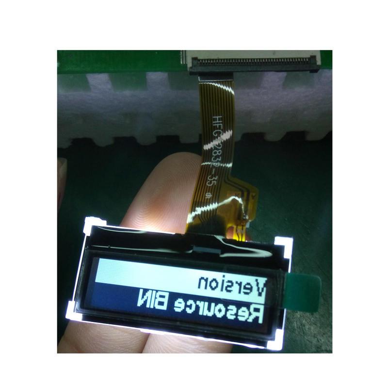 Custom lcd display FSTN COG 128*32 dot LCD Screen