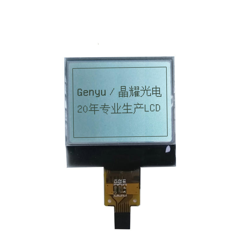 COG Type Monochrome lcd Display 128*64 LCD Supplier