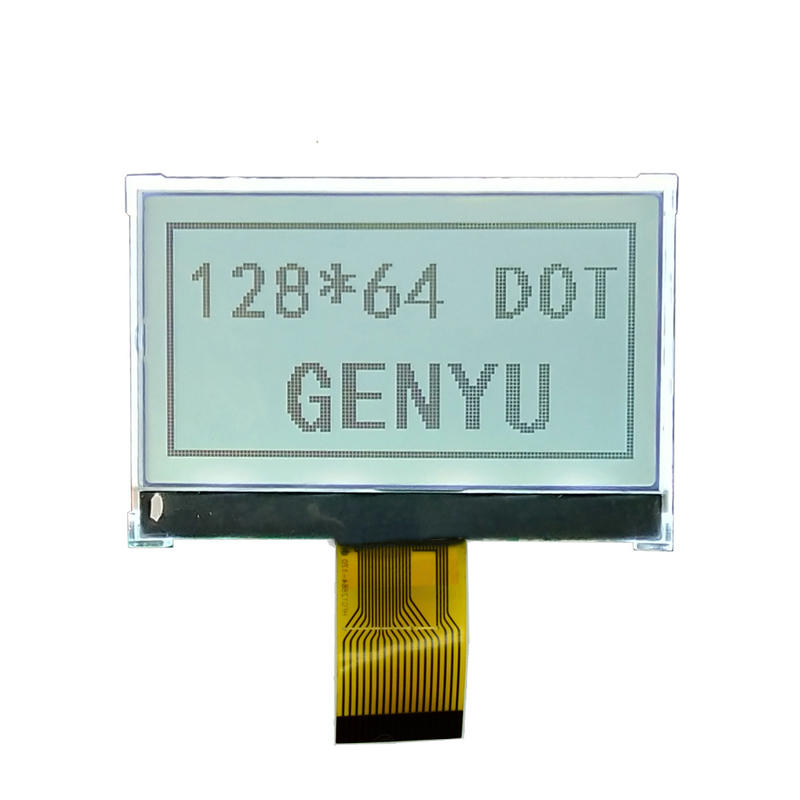 Customized Graphic lcd Module 128X64 LCD Display