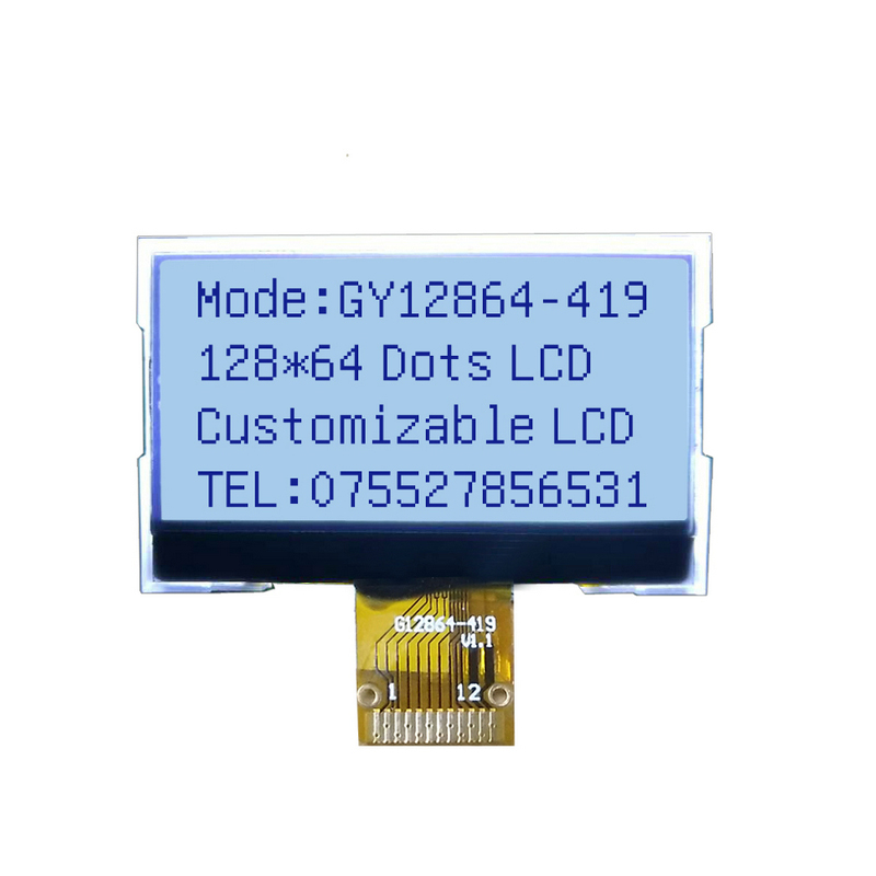 Wholesale dot matrix lcd display fstn suppliers for industry-1