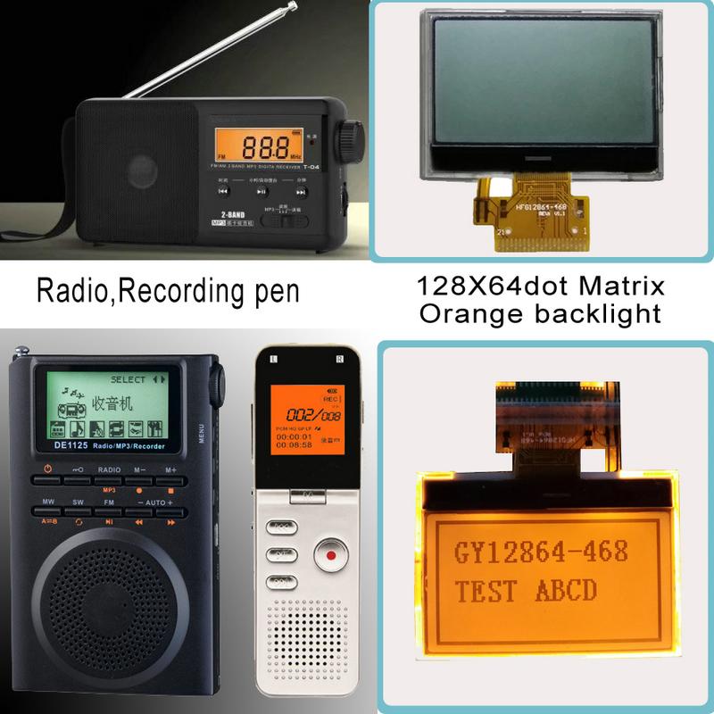 Genyu High-quality dot matrix lcd display module suppliers for equipment-2
