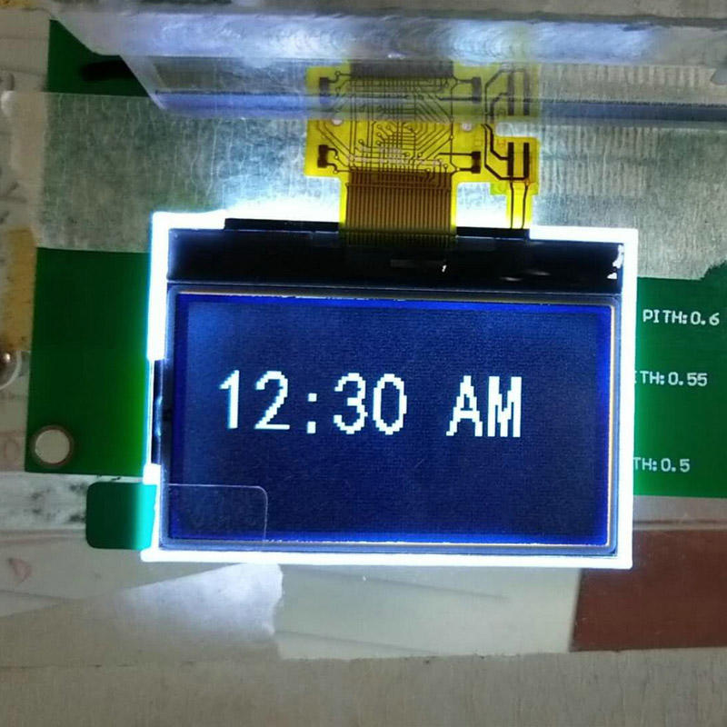 custom lcd module 128x64 Monochrome lcd Display Module